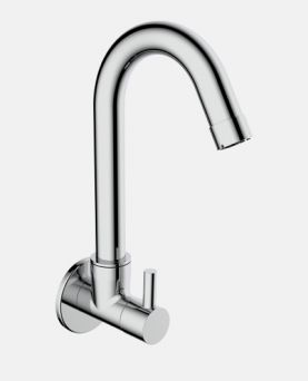 Sink Mixer with 450mm Braided  Hose (Table Mounted)