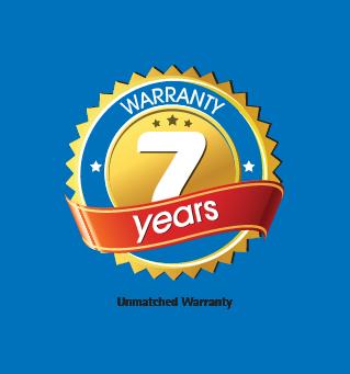 dulcet warranty logo